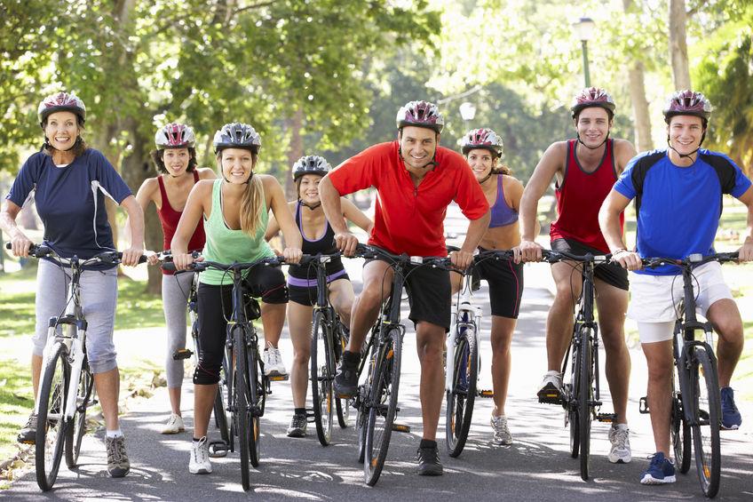 Opleiding veilig fietsen van en naar het werk, bij De Nestor natuurlijk